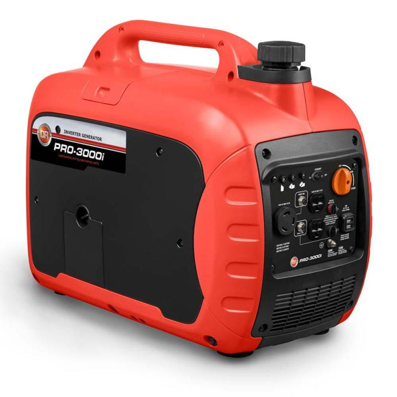 DR Power Equipment Inverter Generator PRO 3000i (3000 Watt)