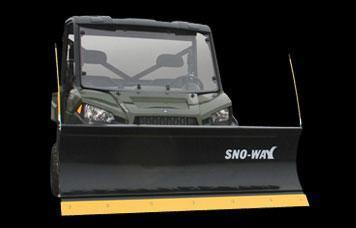 Sno-Way UTV STRAIGHT Snow Plow