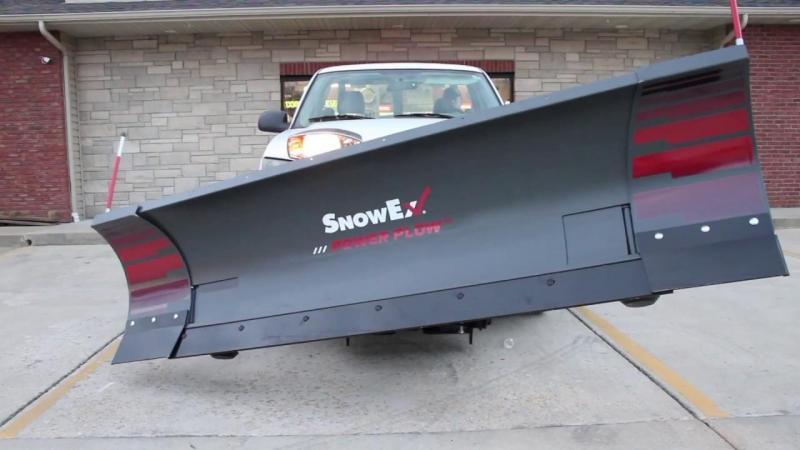 2020 Snow Ex 8100 POWER PLOW