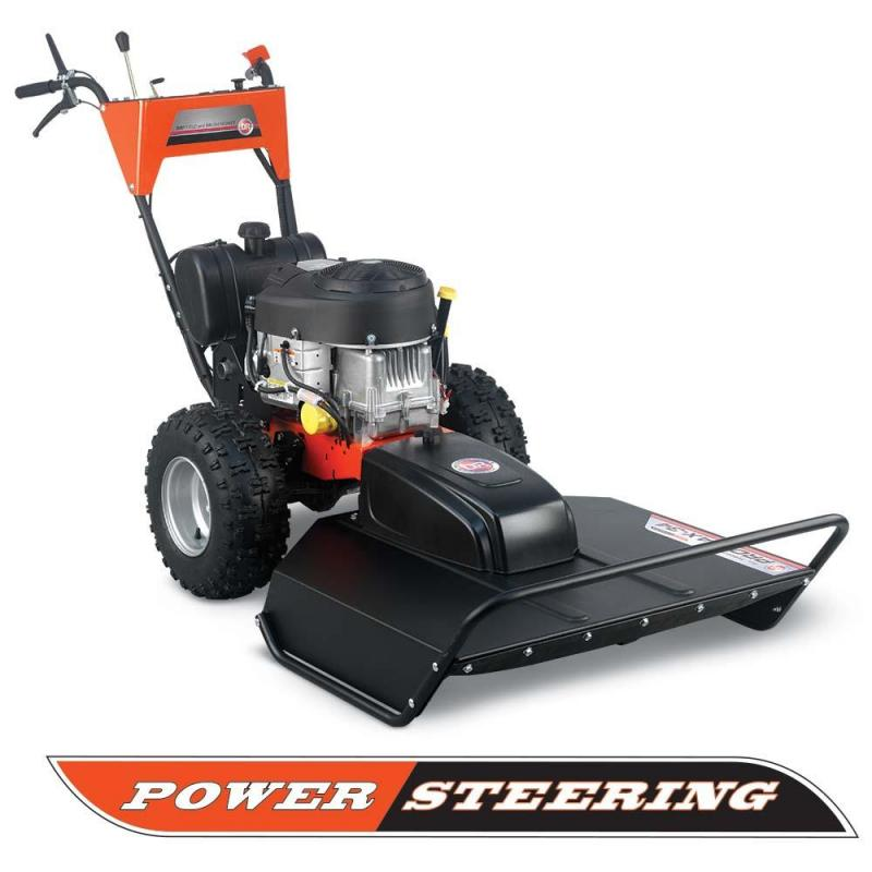 DR Power Equipment Field and Brush Mower PRO MAX-34 20 HP Electric-Start