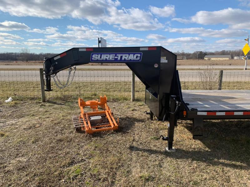 2019 Sure-Trac 8.5x20+5 Flatbed Trailer