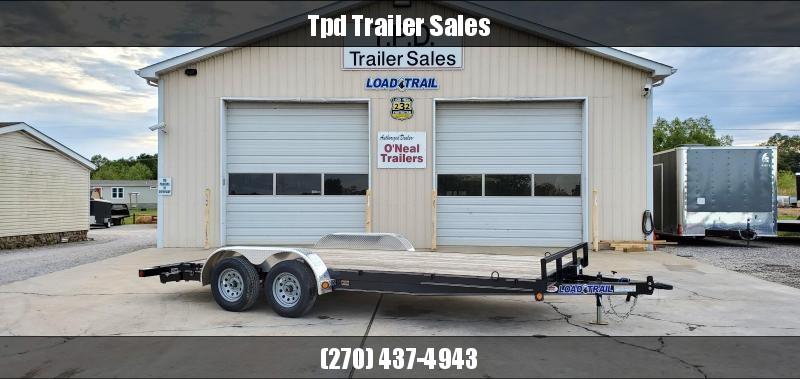"2020 Load Trail 83""X18' Car Hauler"