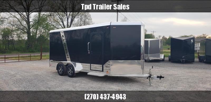 2019 Legend 7'X19' Aluminum Enclosed Trailer