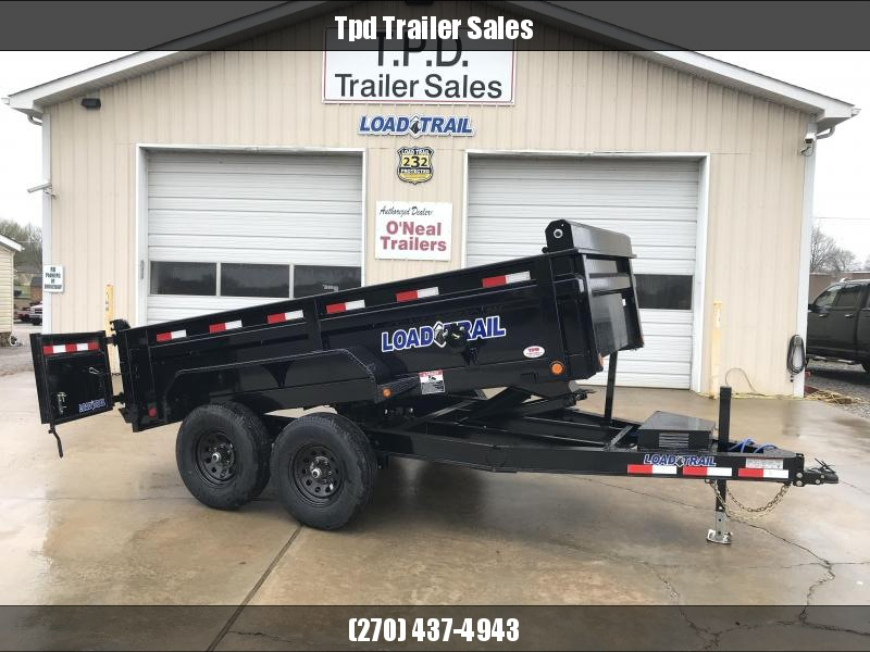 "2020 Load Trail 72""X12' Dump Trailer"