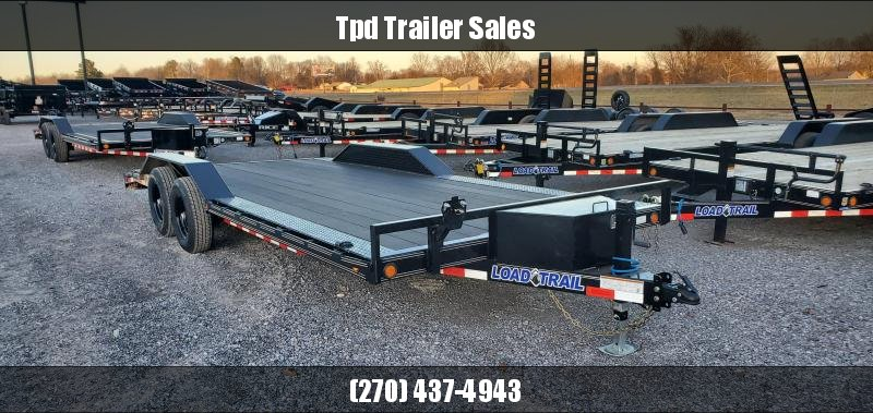 2020 Load Trail CH0220052 Car / Racing Trailer
