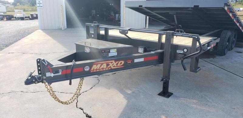 """2020 Maxxd 102""""X24' Flatbed Tilt Trailer"""