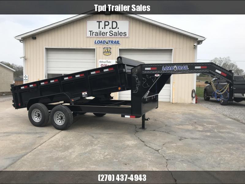 "2020 Load Trail 83""X14' Gooseneck Dump"