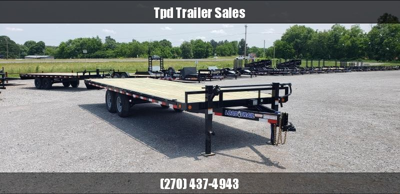 "2020 Load Trail 102""X24' Flatbed Trailer"