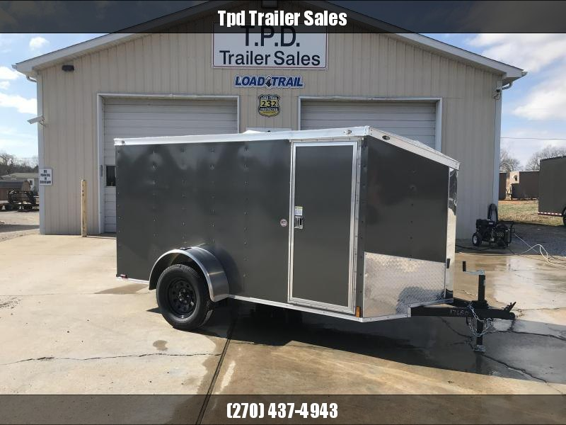 2020 Spartan 5'X10' Enclosed Trailer