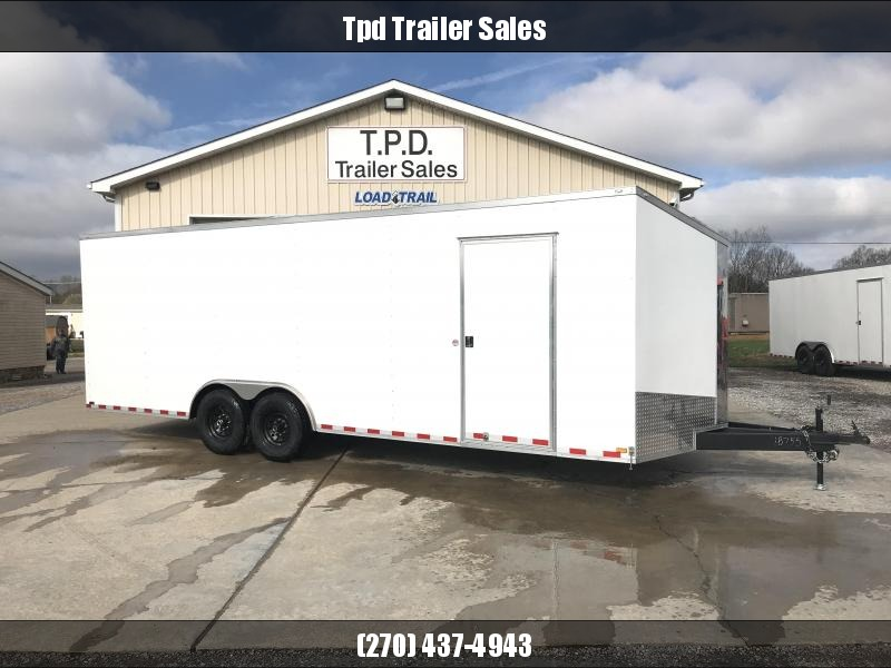 2020 Spartan 8.5'X24' Enclosed Trailer