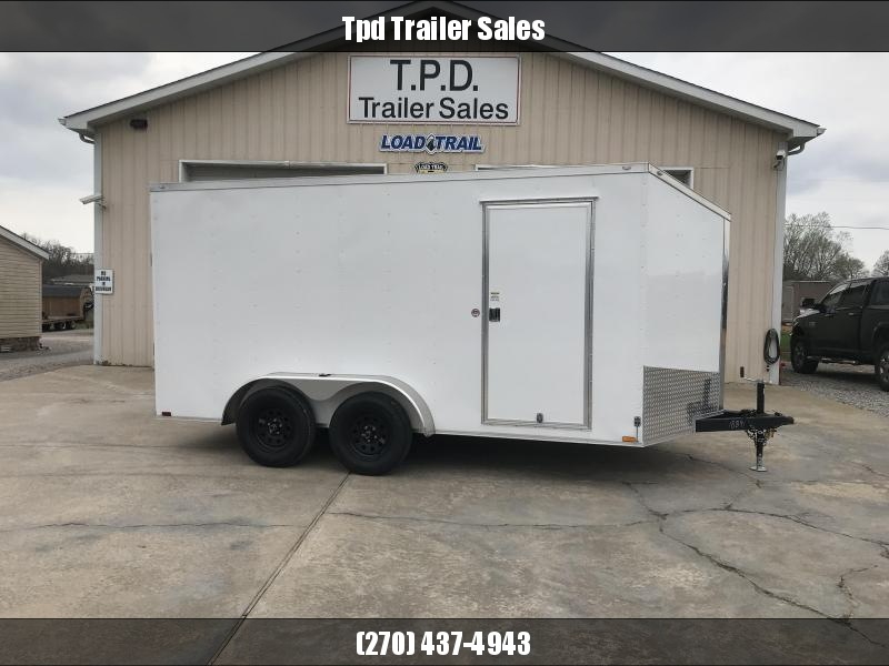 2020 Spartan Cargo 7'X14' Enclosed Trailer
