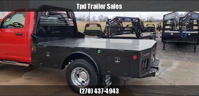 "2019 Norstar ST 9'4""X94"" Truck Bed"