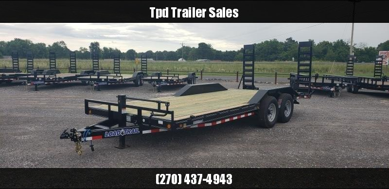 "2019 Load Trail 102""X20' Equipment Trailer"
