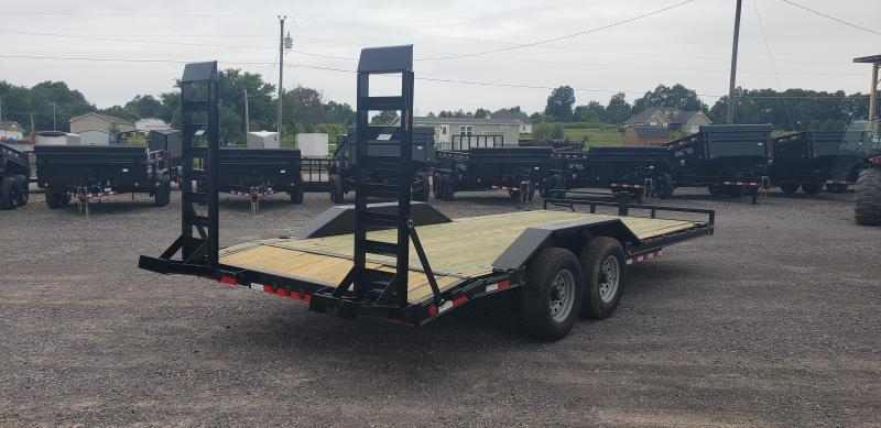 "2019 Load Trail 102""X20' Equipment Trailer"