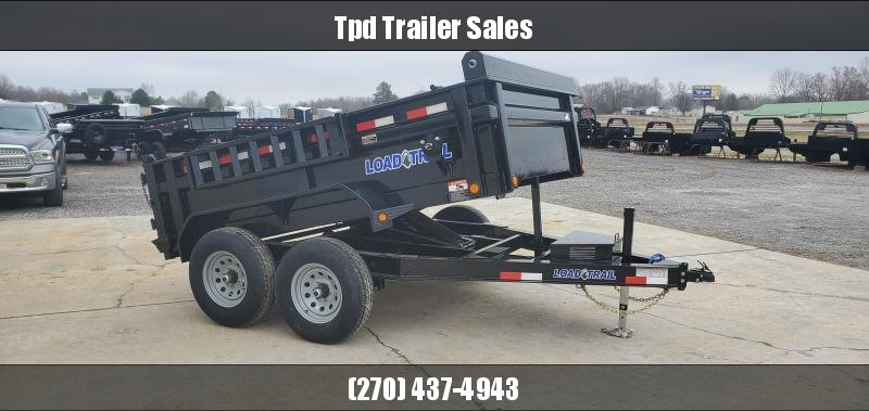 "2020 Load Trail 83""X10' Dump Trailer"