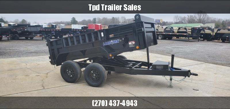 2020 Load Trail 5'X10' Dump Trailer