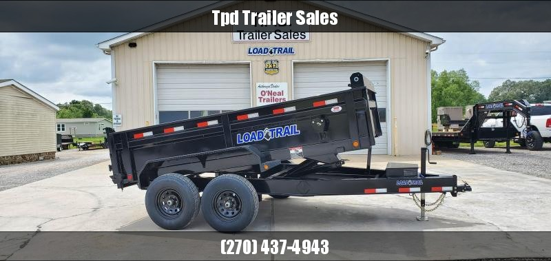 "2020 Load Trail 83""X12 Dump Trailer"