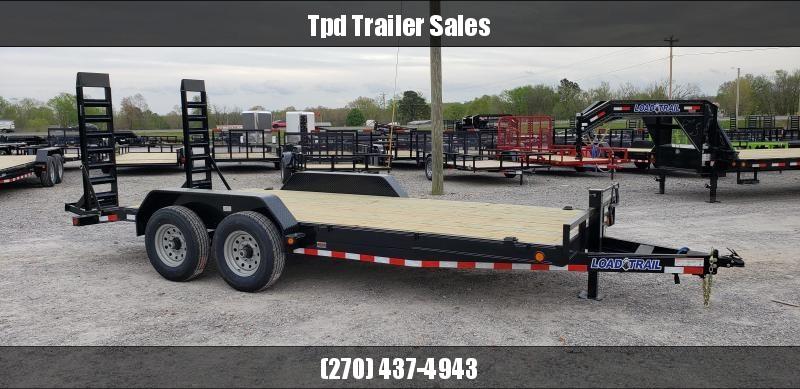 "2020 Load Trail 83""X18' Equipment Trailer"