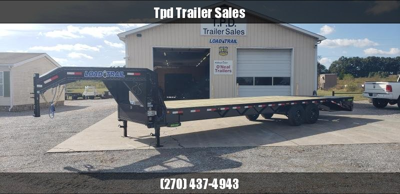 "2019 Load Trail 102""X30' Gooseneck Trailer"