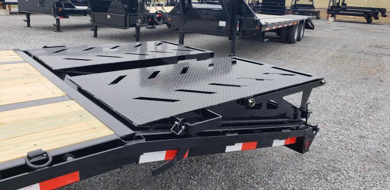"2019 Iron Bull 102""X36' Gooseneck Trailer"