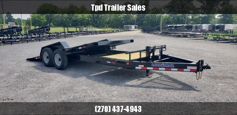"2019 Load Trail 83""X20' Tilt Trailer"