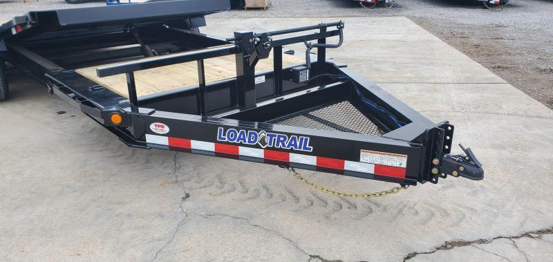 "2020 Load Trail 83""X20' Tilt Trailer"