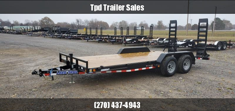 2020 Load Trail CH8318052 Equipment Trailer