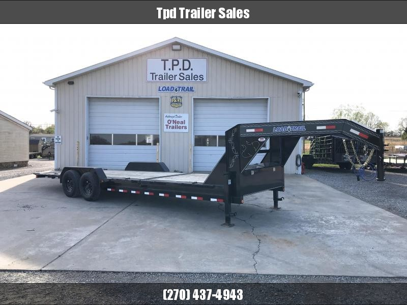 "2020 Load Trail 83""X24' Gooseneck Trailer"
