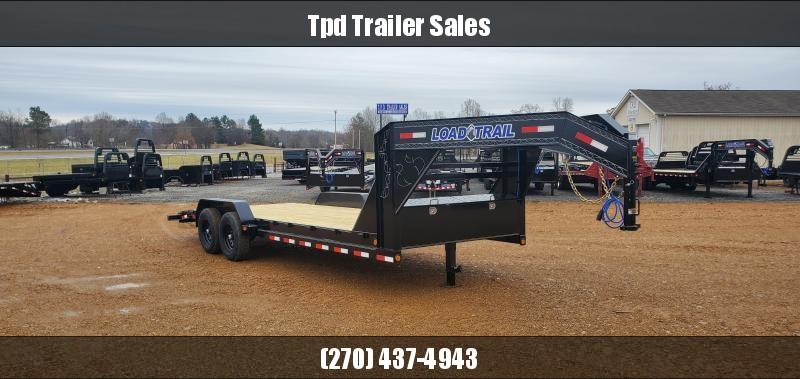 "2020 Load Trail 83""X22' Gooseneck Equipment Trailer"