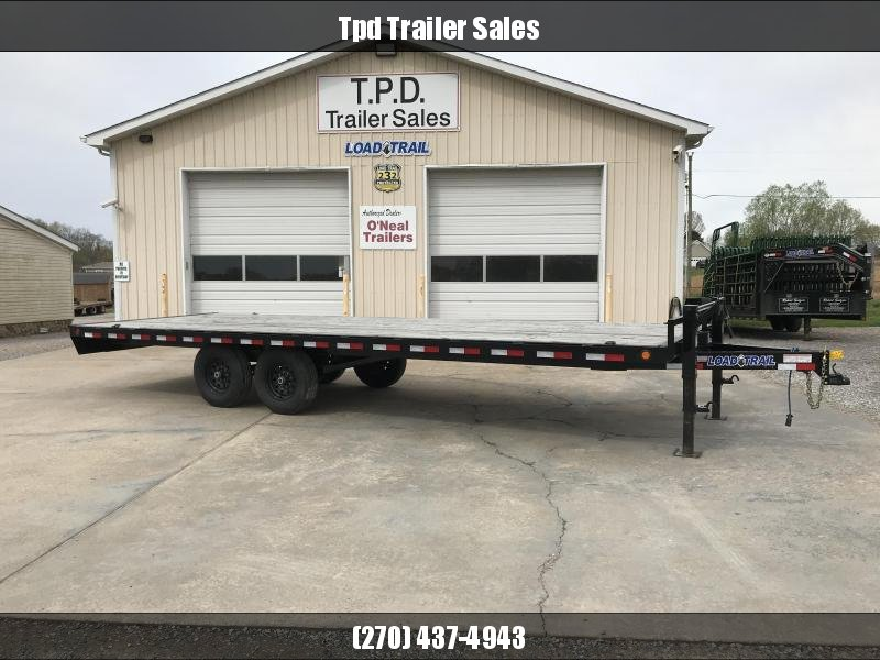 "2019 Load Trail 102""X24' Equipment Trailer"