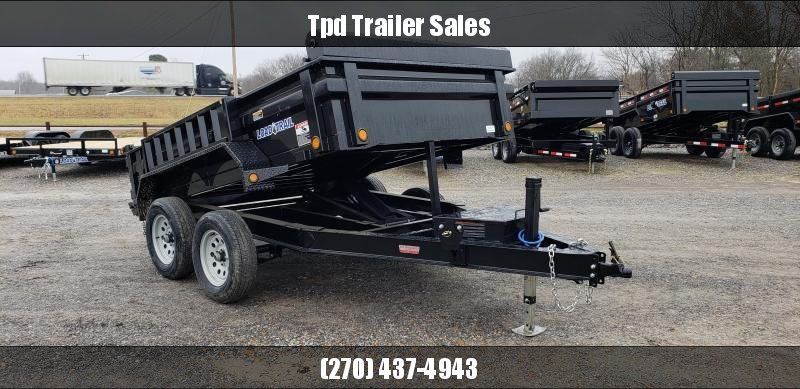 "2020 Load Trail 72""X10' Dump Trailer"