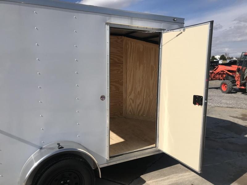 2020 Spartan 6'X10' Enclosed Trailer