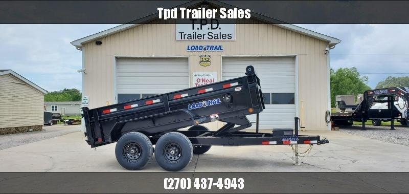 "2020 Load Trail 72""X12' Dump Trailer"