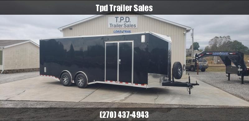 2020 Spartan 8.5'X24' 14K Enclosed Trailer