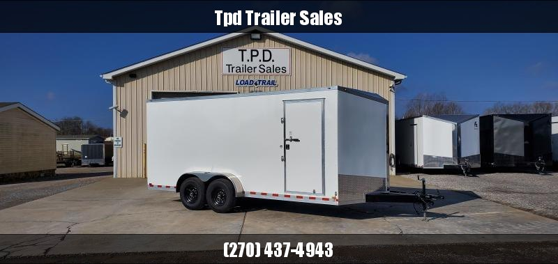 2020 Spartan 7'X18' Enclosed Trailer