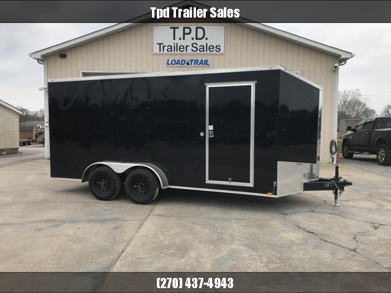 2020 Spartan Cargo 7'X16' Enclosed Trailer