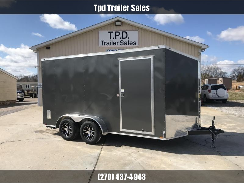 2020 Spartan 7'X14' Enclosed Trailer