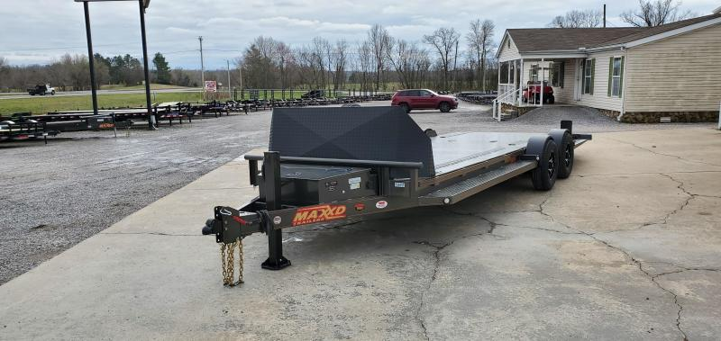 2020 Maxxd 24' Blackout Drop-N-Load Carhauler