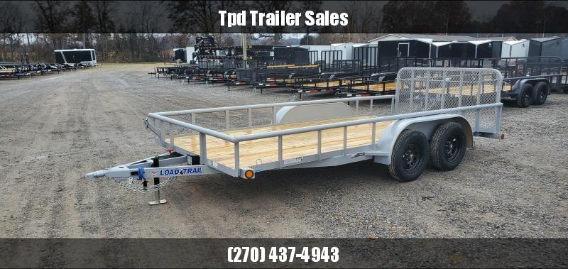 "2020 Load Trail 83""X16' Utility Trailer"