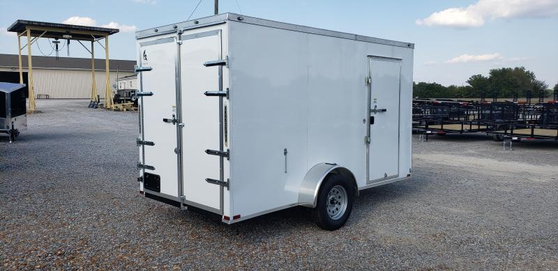 2020 Spartan 6'X12' Enclosed Trailer