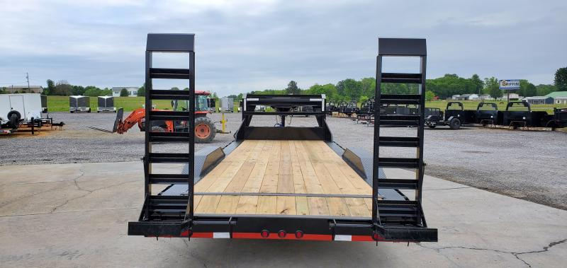"2020 Load Trail 102""X24' Gooseneck Trailer"