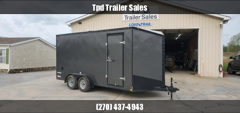 2019 Stealth 7'X16' Enclosed Trailer