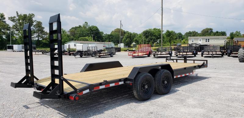 "2019 Load Trail 83""X22' Equipment Trailer"
