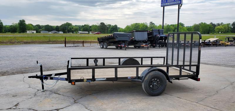 "2020 Load Trail 77""X12' Utility Trailer"