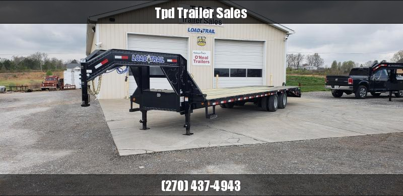 "2019 Load Trail 102""X32' Gooseneck Trailer"
