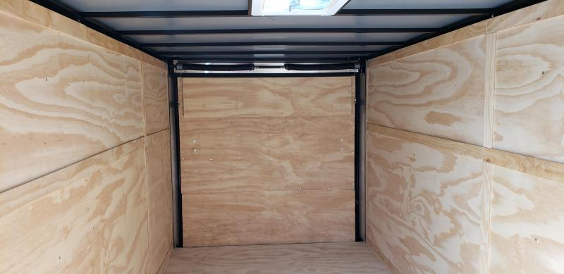 2020 Spartan 7'X16' Enclosed Trailer