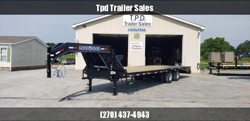 "2019 Load Trail 102""X28' Gooseneck Trailer"