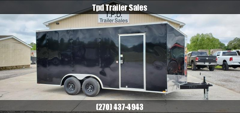 "2020 Spartan 8.5""X18' Enclosed Trailer"