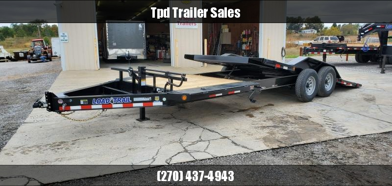 "2020 Load Trail 102""X22' Tilt Trailer"