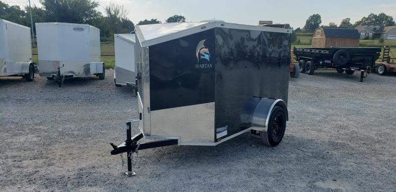 2020 Spartan 5'X8' Enclosed Trailer